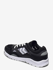 Hummel - EDMONTON 3S LEATHER - laag sneakers - black - 2
