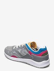 Hummel - EDMONTON 3S LEATHER - laag sneakers - sharkskin - 2
