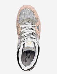 Hummel - EDMONTON 3S SUEDE - laag sneakers - sharkskin - 3