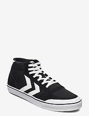 Hummel - STADIL MID 3.0 - hoog sneakers - black - 0