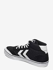 Hummel - STADIL MID 3.0 - hoog sneakers - black - 2