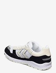 Hummel - 3-S SPORT SUEDE HIVE - laag sneakers - black - 2