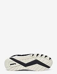 Hummel - 3-S SPORT SUEDE HIVE - laag sneakers - black - 4