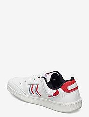 Hummel - SEOUL VEGAN ARCHIVE - laag sneakers - white/fiery red - 2