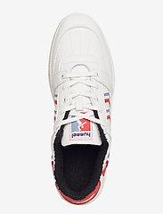 Hummel - SEOUL VEGAN ARCHIVE - laag sneakers - white/fiery red - 3