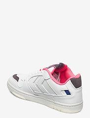 Hummel - POWER PLAY VEGAN ARCHIVE - laag sneakers - white/black/pink - 2