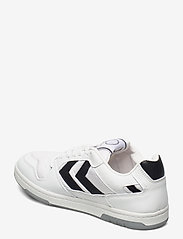 Hummel - POWER PLAY VEGAN ARCHIVE - laag sneakers - white/anthracite - 2