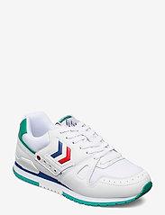 Hummel - MARATHONA VEGAN ARCHIVE - laag sneakers - marshmallow - 1