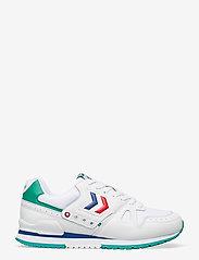 Hummel - MARATHONA VEGAN ARCHIVE - laag sneakers - marshmallow - 0