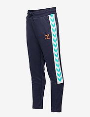 Hummel - hmlDENNIS PANTS - sweatpants - black iris - 2