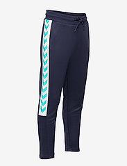 Hummel - hmlDENNIS PANTS - sweatpants - black iris - 3