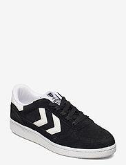Hummel - VICTORY - laag sneakers - black - 0