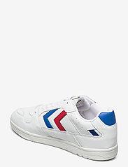 Hummel - POWER PLAY OGC - laag sneakers - white - 2