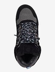 Hummel - NORDIC ROOTS FOREST MID - hoog sneakers - black - 3