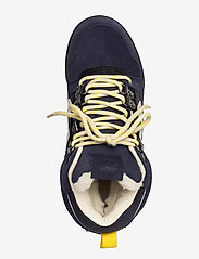 Hummel - NORDIC ROOTS FOREST MID - hoog sneakers - dress blue - 3
