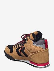 Hummel - NORDIC ROOTS FOREST MID - hoog sneakers - sierra - 2