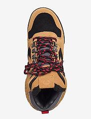 Hummel - NORDIC ROOTS FOREST MID - hoog sneakers - sierra - 3