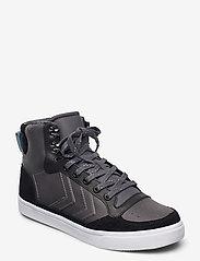 Hummel - STADIL WINTER - hoog sneakers - black - 0