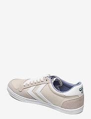 Hummel - SLIMMER STADIL LOW - laag sneakers - bone white - 2