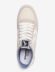 Hummel - SLIMMER STADIL LOW - laag sneakers - bone white - 3