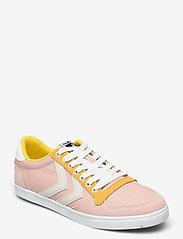 Hummel - SLIMMER STADIL LOW - laag sneakers - cloud pink - 1