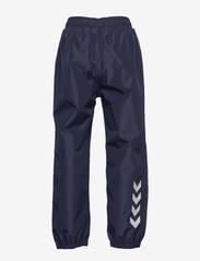 Hummel - hmlREVA RAINSUIT - outerwear - black iris - 5