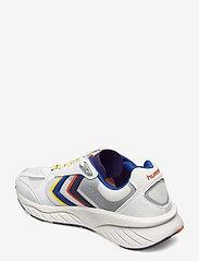 Hummel - REACH LX 3000 - laag sneakers - white/blackberry cordial - 2