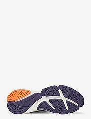 Hummel - REACH LX 3000 - laag sneakers - white/blackberry cordial - 4