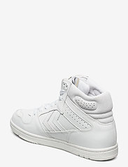 Hummel - POWER PLAY MID - laag sneakers - white - 2