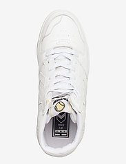 Hummel - POWER PLAY MID - laag sneakers - white - 3