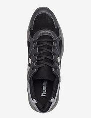 Hummel - EDMONTON HIVE - laag sneakers - black - 3