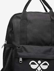 Hummel - hmlJAZZ BACKPACK MINI - plecaki - black - 4