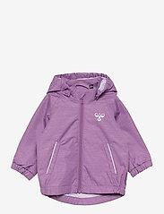 Hummel - hmlBASSA JACKET - softshell jacket - chinese violet - 0