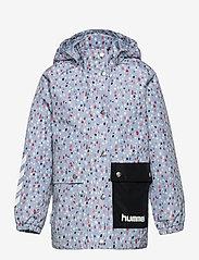 Hummel - hmlLAPLI JACKET - shell- & regenjassen - blue fog - 0
