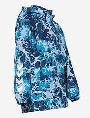 Hummel - hmlLAPLI JACKET - shell & rain jackets - mykonos blue - 2