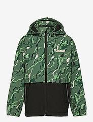 Hummel - hmlCHUVA SOFTSHELL JACKET - softshell jacket - blue spruce - 0