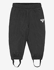 Hummel - hmlTARO PANTS MINI - shell & rain pants - black - 0