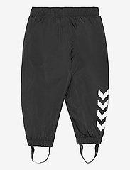 Hummel - hmlTARO PANTS MINI - shell & rain pants - black - 1