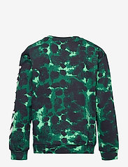Hummel - hmlDRAKE SWEATSHIRT - sweatshirts - jade cream - 1