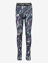 Hummel - hmlMIMMI TIGHT - leggings - ombre blue - 0