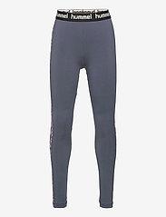 Hummel - hmlNANNA TIGHTS - leggings - ombre blue - 0