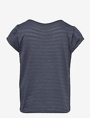 Hummel - hmlSUTKIN T-SHIRT S/S - short-sleeved - ombre blue - 1