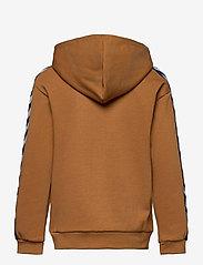 Hummel - hmlTAKAO HOODIE - hoodies - rubber - 1