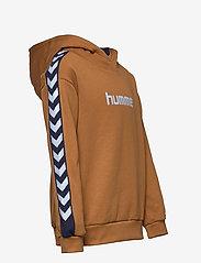 Hummel - hmlTAKAO HOODIE - hoodies - rubber - 3
