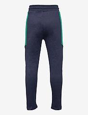 Hummel - hmlKENTARO PANTS - sweatpants - black iris - 1