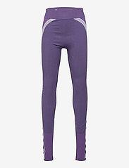 Hummel - hmlHARPER SEAMLESS TIGHTS - leggings - ombre blue - 0
