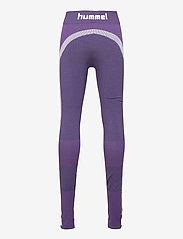 Hummel - hmlHARPER SEAMLESS TIGHTS - leggings - ombre blue - 1