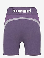 Hummel - hmlHARPER SEAMLESS TIGHT SHORTS - shorts - ombre blue - 1