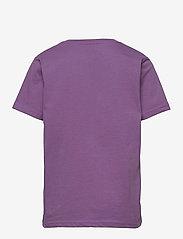 Hummel - hmlUNI T-SHIRT S/S - short-sleeved - chinese violet - 1