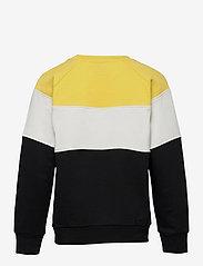Hummel - hmlCLAES SWEATSHIRT - sweatshirts - maize - 1
